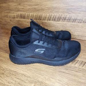 Skecher Work Relaxed Fit: Squad SR Glistle sneaker